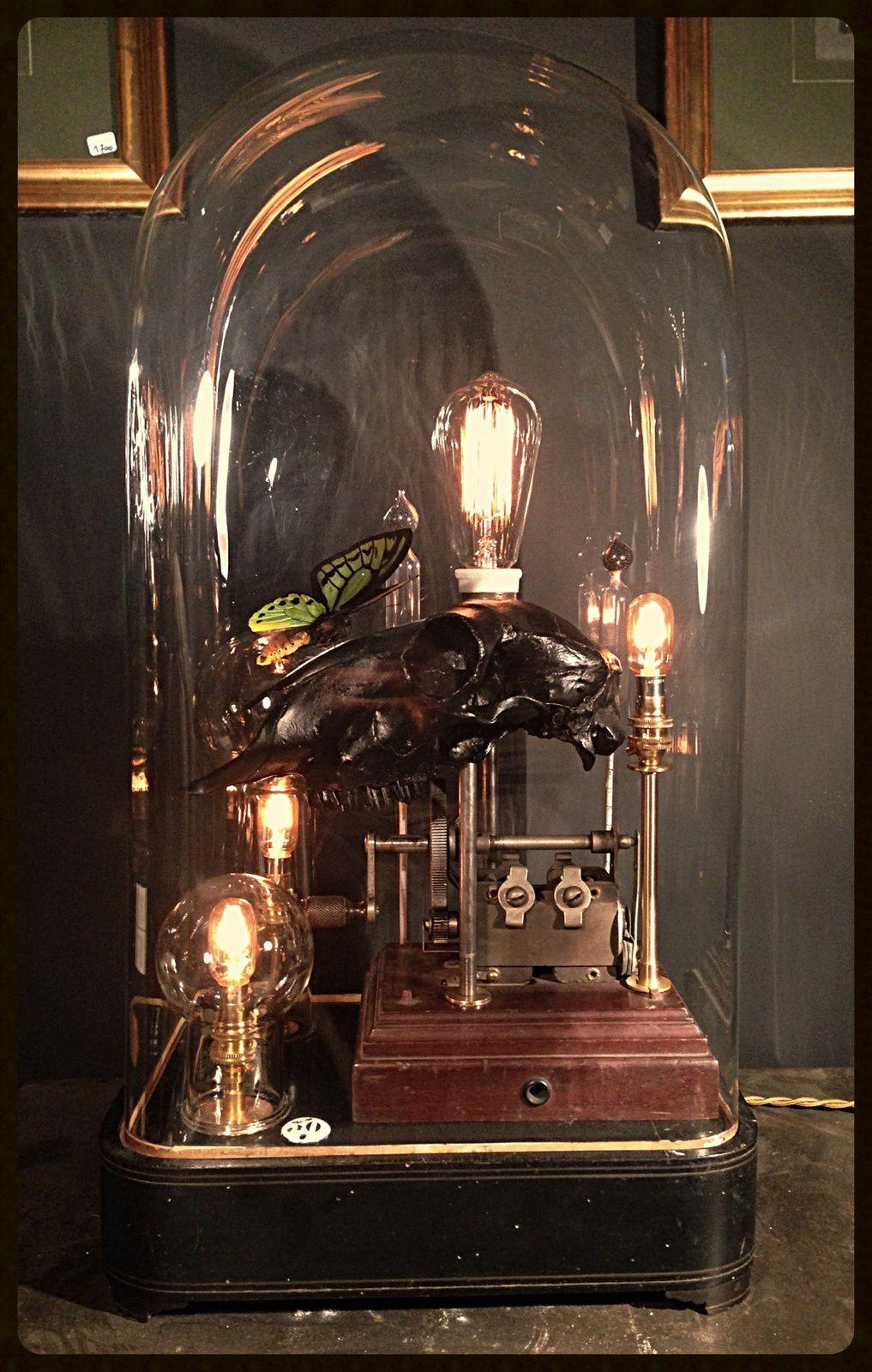 lampe curiosit n 30 hods design antiquites xxe. Black Bedroom Furniture Sets. Home Design Ideas