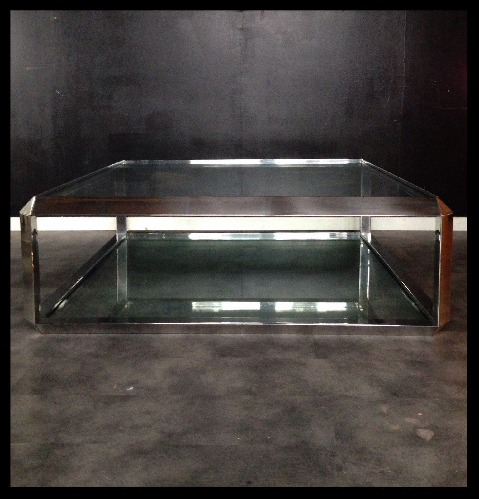 Vendu / Table basse Saporiti
