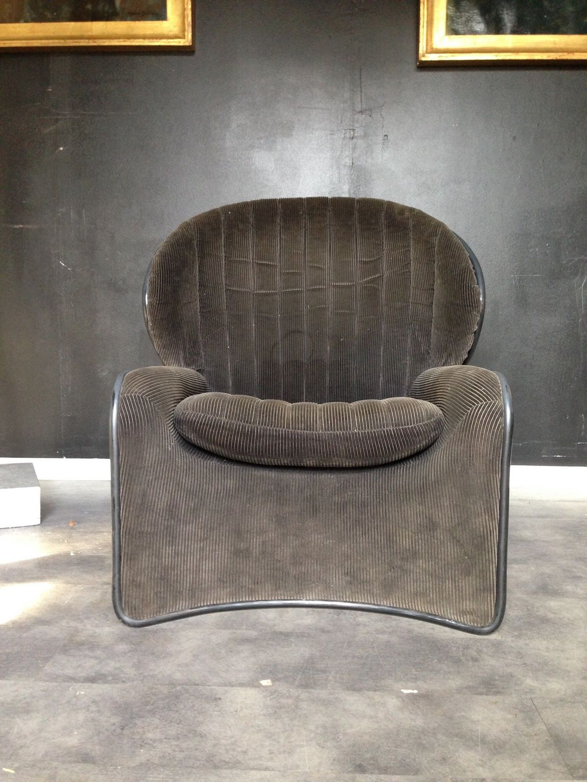 Fauteuil Space Age Lotus