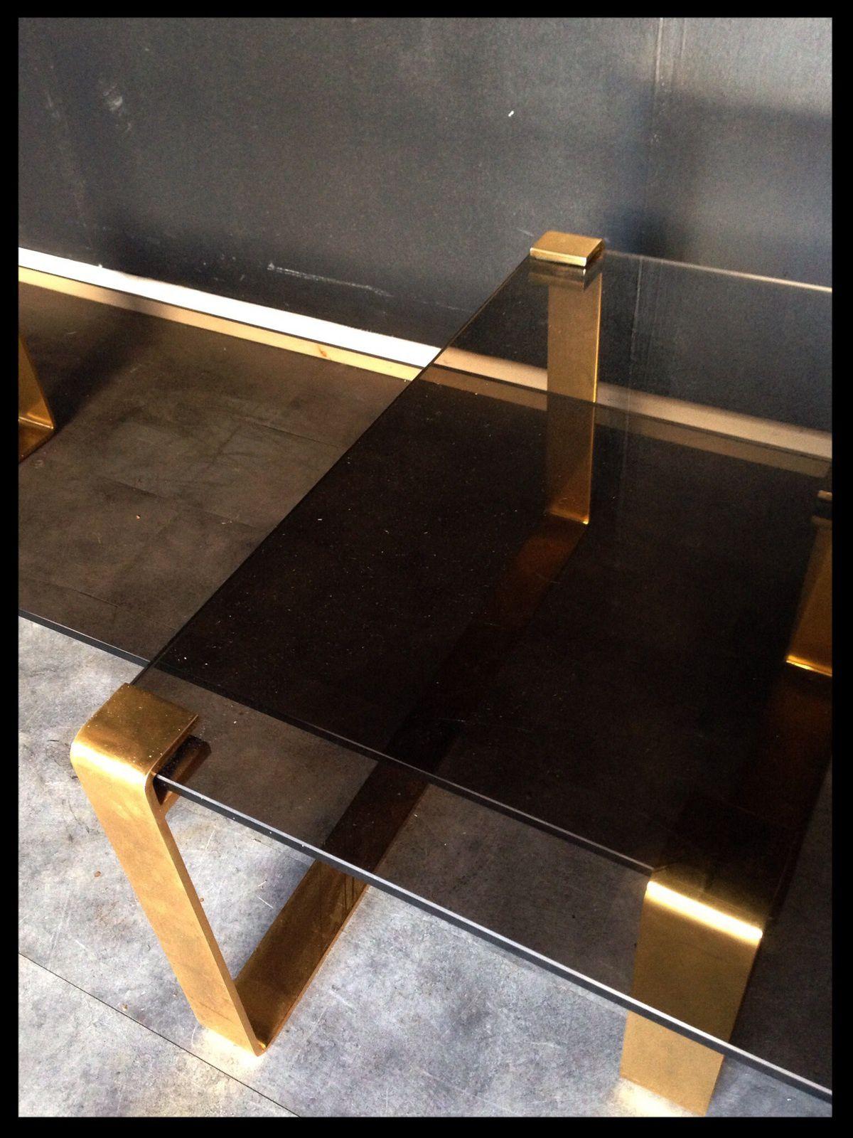 Vendu / Tables gigognes Peter Draenert