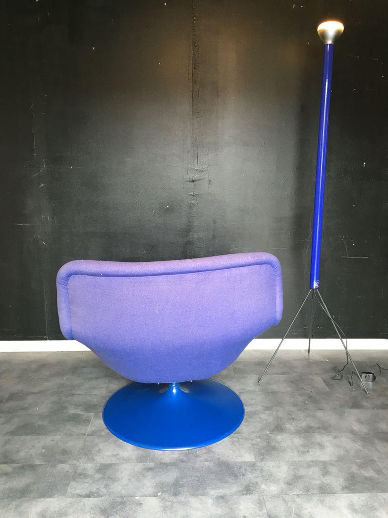 Lounge chair F518 Geoffrey Harcourt Artifort