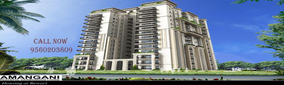 ULM Amangani – ULM group launch new project Amangani sector 25 in Rewari. ULM Amangani project offers beautiful and cozy 3 and 4BHK apartment with best size 1398 to 2732 sqft.