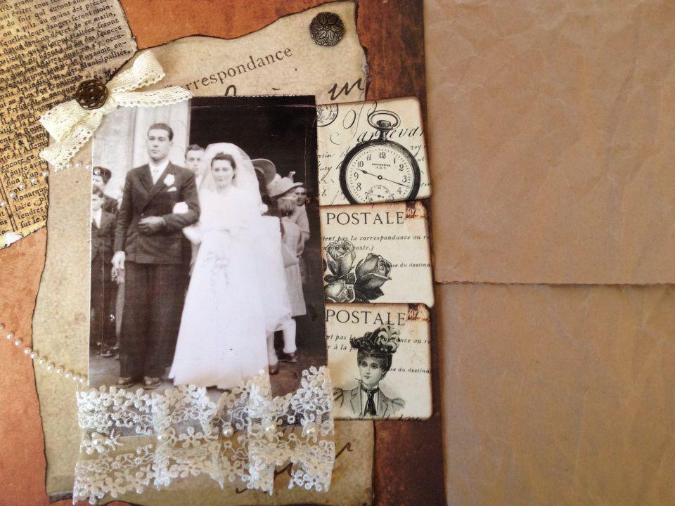 Premiere page vintage