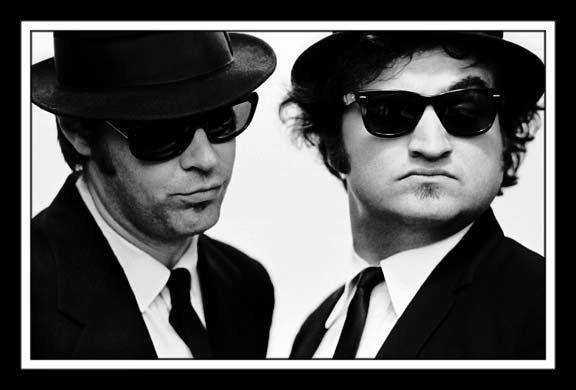 Les personnages de films indissociables de leurs lunettes de soleil