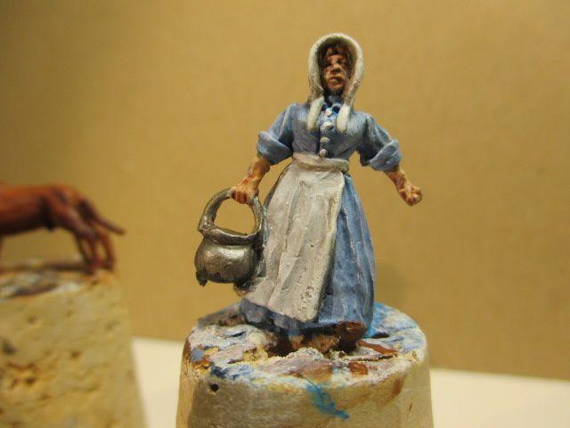 1861 , année des préparatifs à la guerre civile américaine ou ACW  -épisode 7: l(es acteurs annexes )