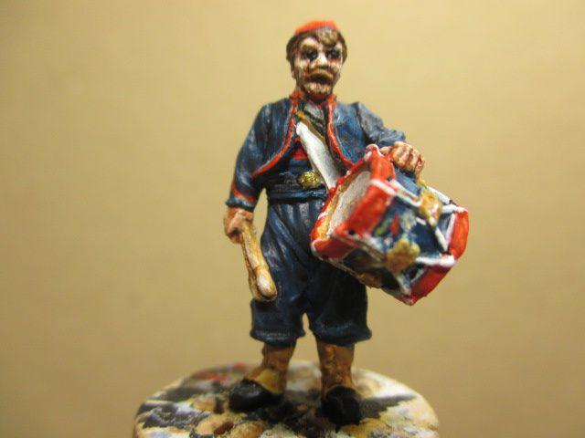1861, année des préparatifs à la guerre civile américaine ou ACW -épisode 15: (Les zouaves du 11th New York Regiment ou&quot&#x3B; first fire zouave&quot&#x3B;)