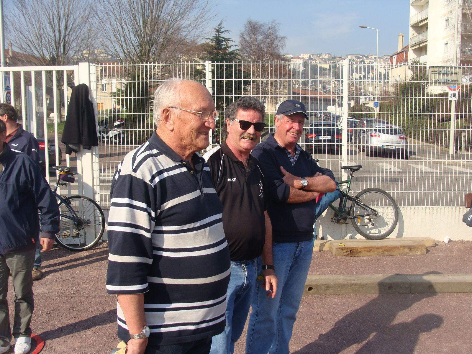 Triplette Cochonet Havrais
