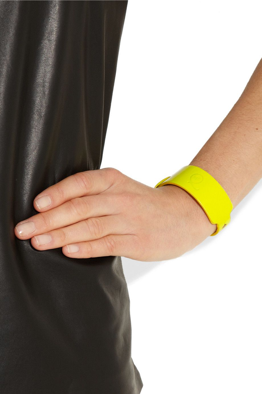 bracelet en PVC alexander MC QUEEN , sympa , tendance