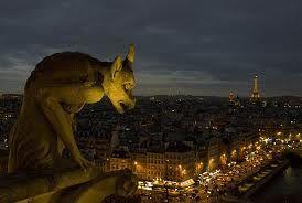 GARGOUILLES IN PARIS