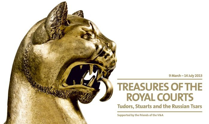 Treasures of the Royal Courts (V&amp&#x3B;A)