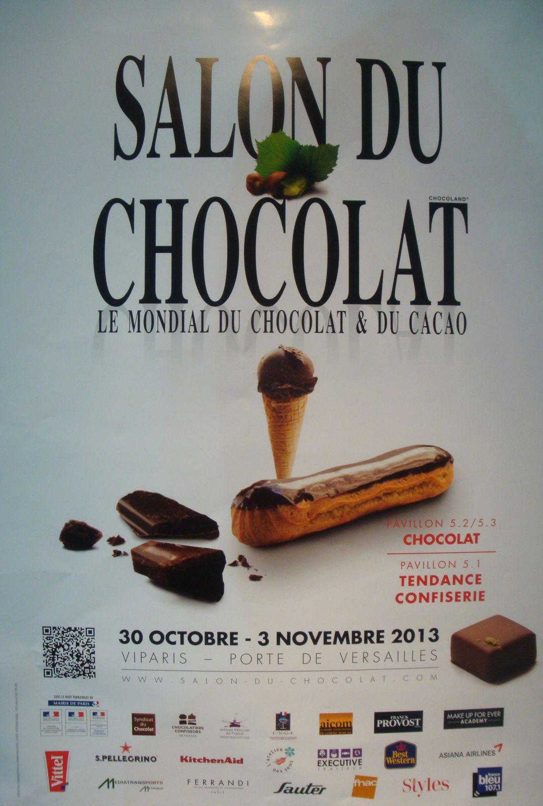 Ca va toujours mieux avec du chocolat