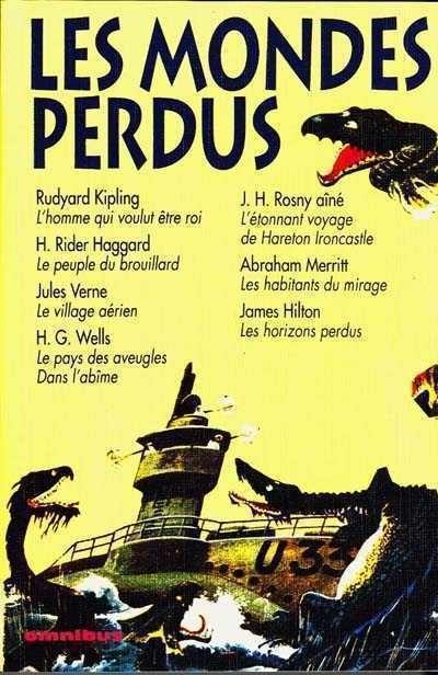 "Anthologie ""Les Mondes perdus"" (Omnibus - 1993)"