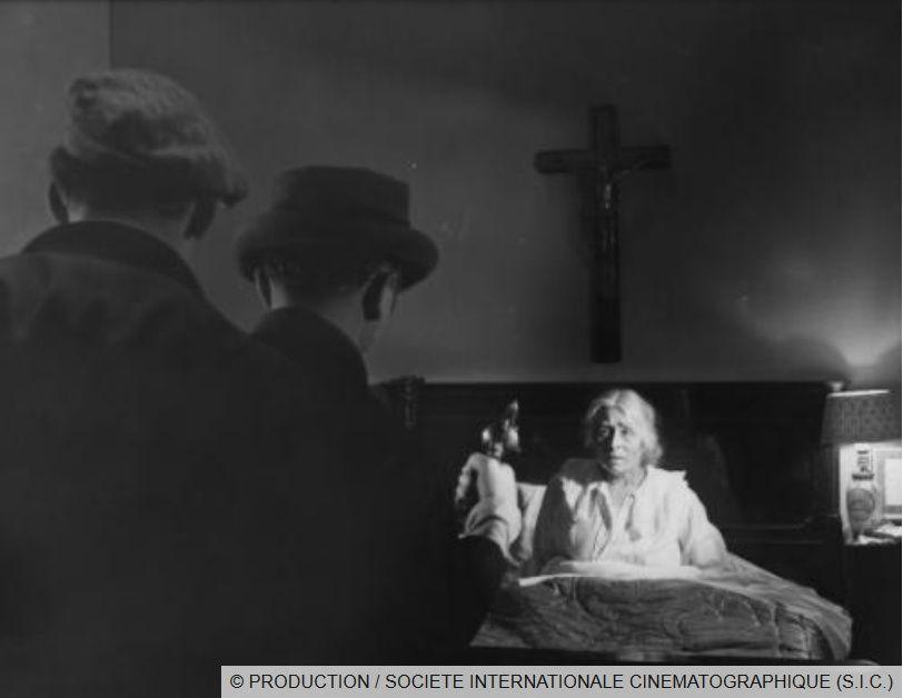 """""""Dans les rues"""" (1933), film de Victor Trivas, d'après le roman de J.-H. Rosny aîné"""