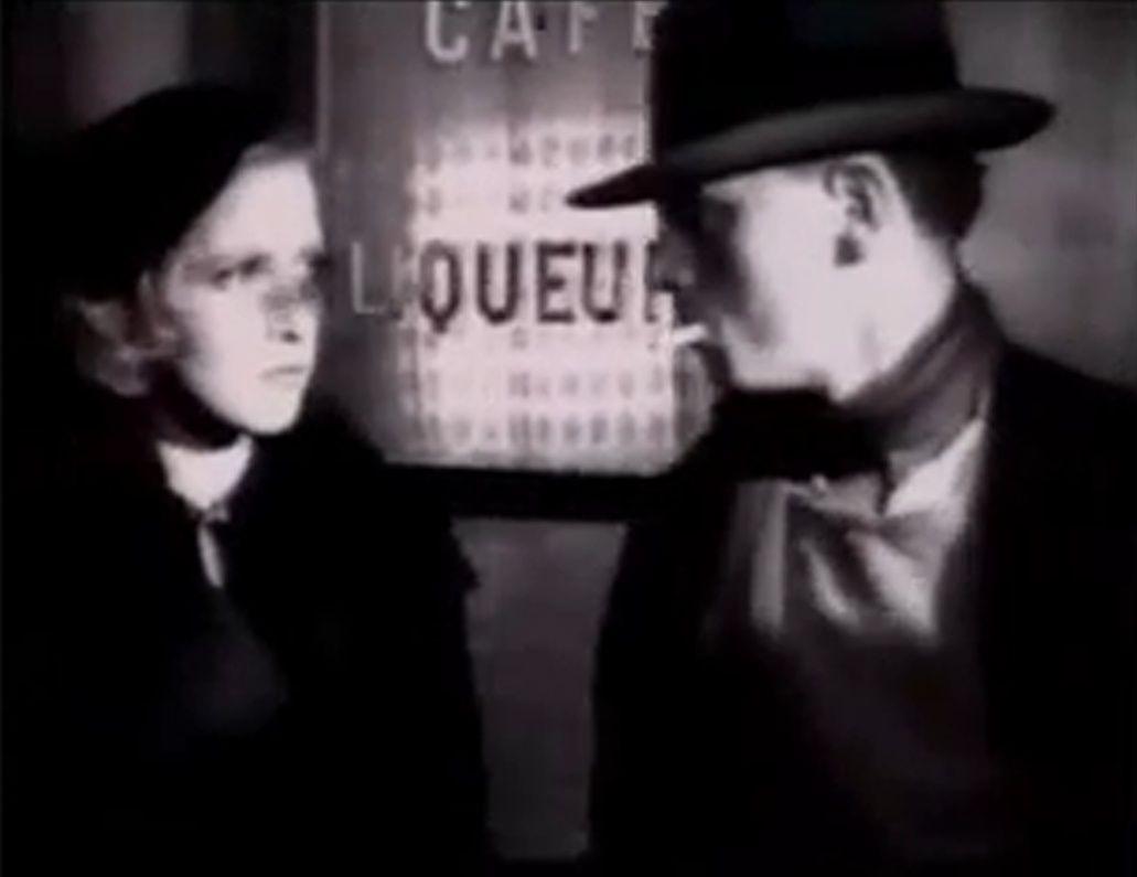 """Extrait de """"Dans les rues"""" (1933), film de Victor Trivas, d'après le roman de J.-H. Rosny aîné"""