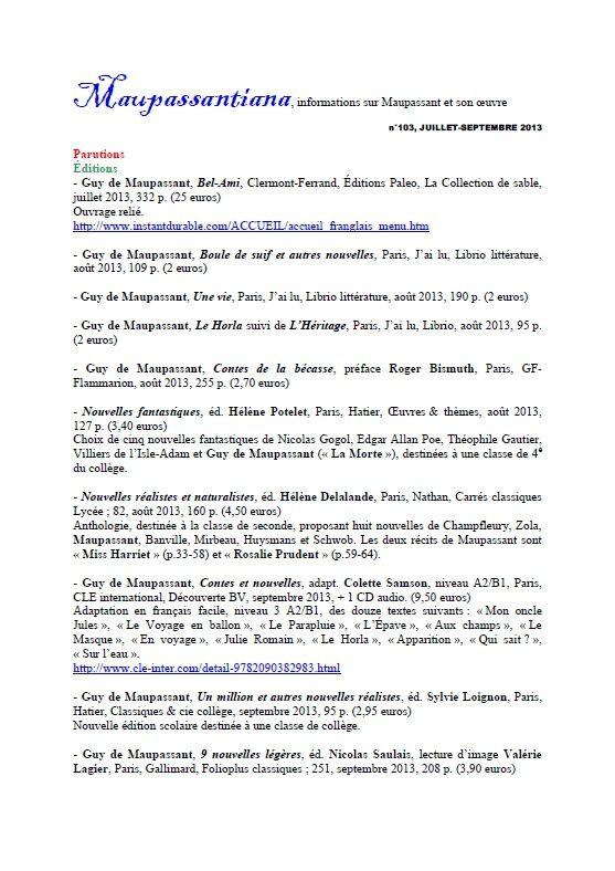 J.-H. Rosny dans Maupassantiana n°103 (juillet-septembre 2013)