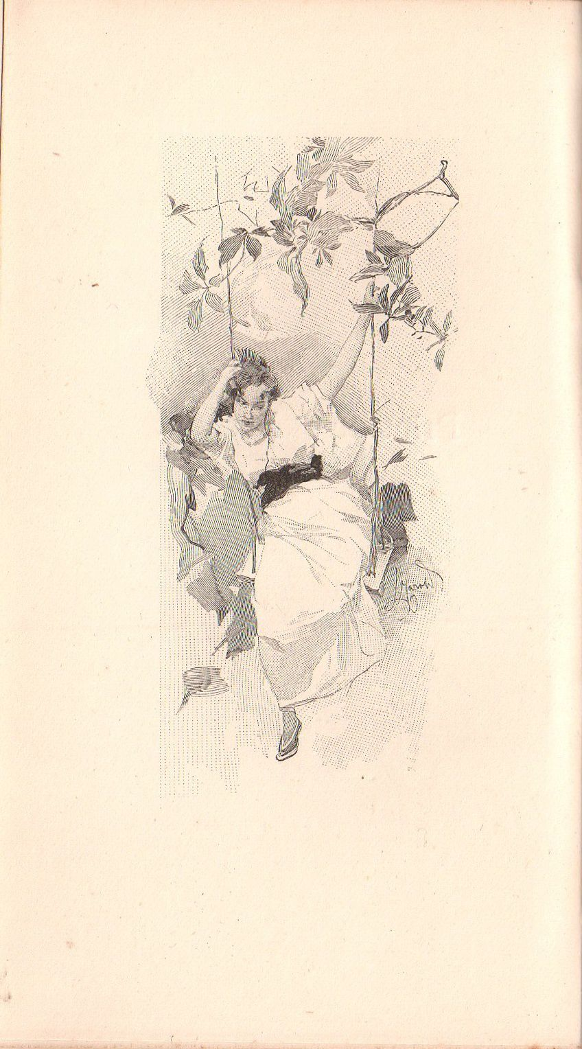 """Anonyme """"Printemps parfumé"""", trad. de J.-H. Rosny Jeune (Dentu - 1892) [Reliure beige]"""