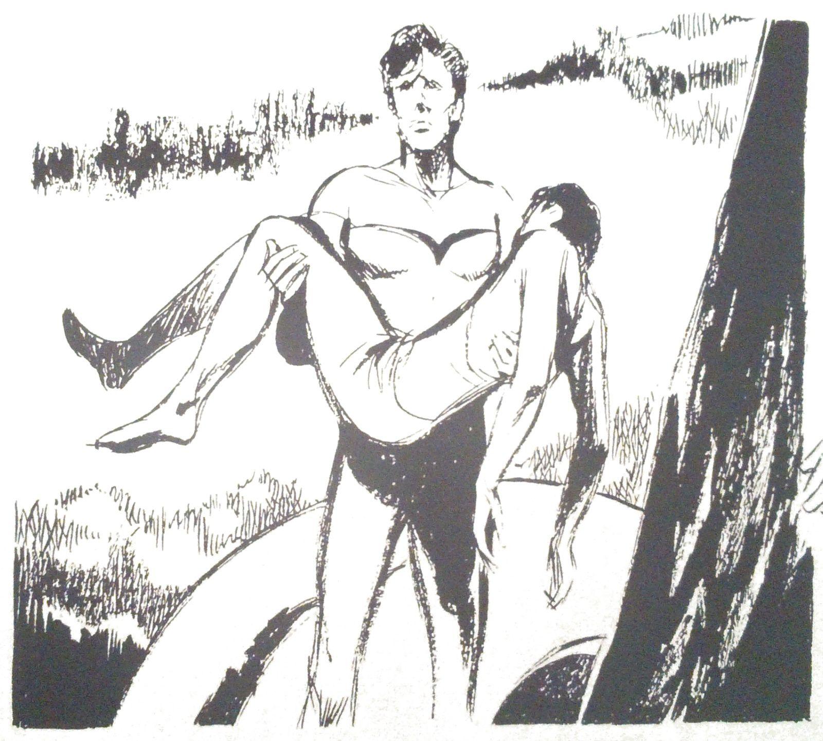 "Robert Bressy et Raymonde Borel-Rosny ""La Mort de la Terre"" (Apex - 2001)"