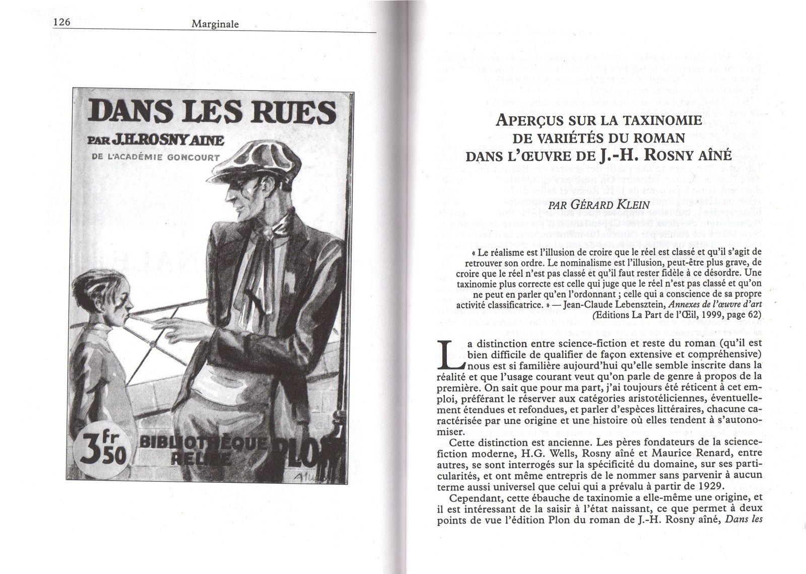 """Le Rocambole n°19 (2002) : """"Zola et le roman populaire"""""""