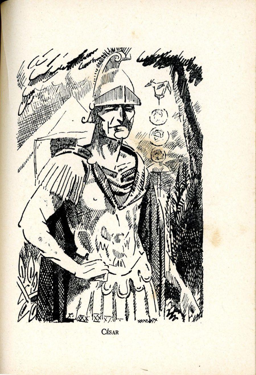 """J.-H. Rosny aîné """"Ambor le loup"""" (Stock - 1931) [septième édition]"""