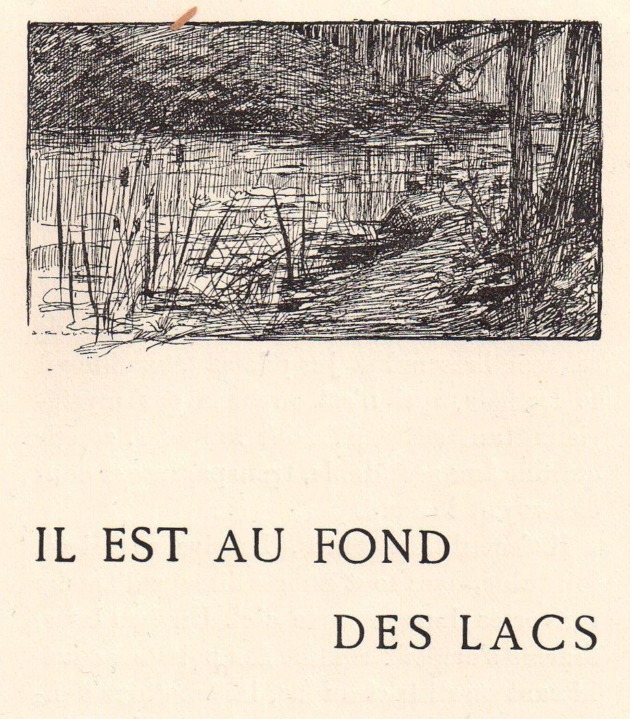"""Collectif """"La Couronne de Lierre"""" (Philippe Mouillot - 1902)"""