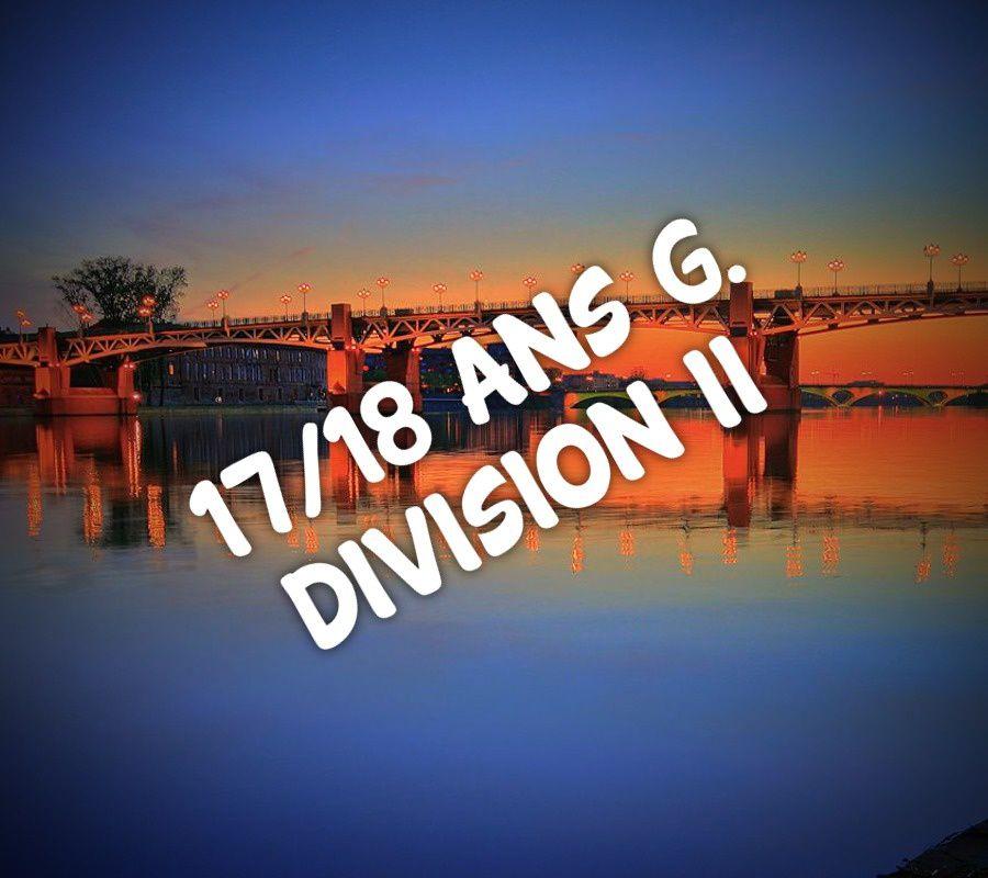 17/18 ans Garçons 2