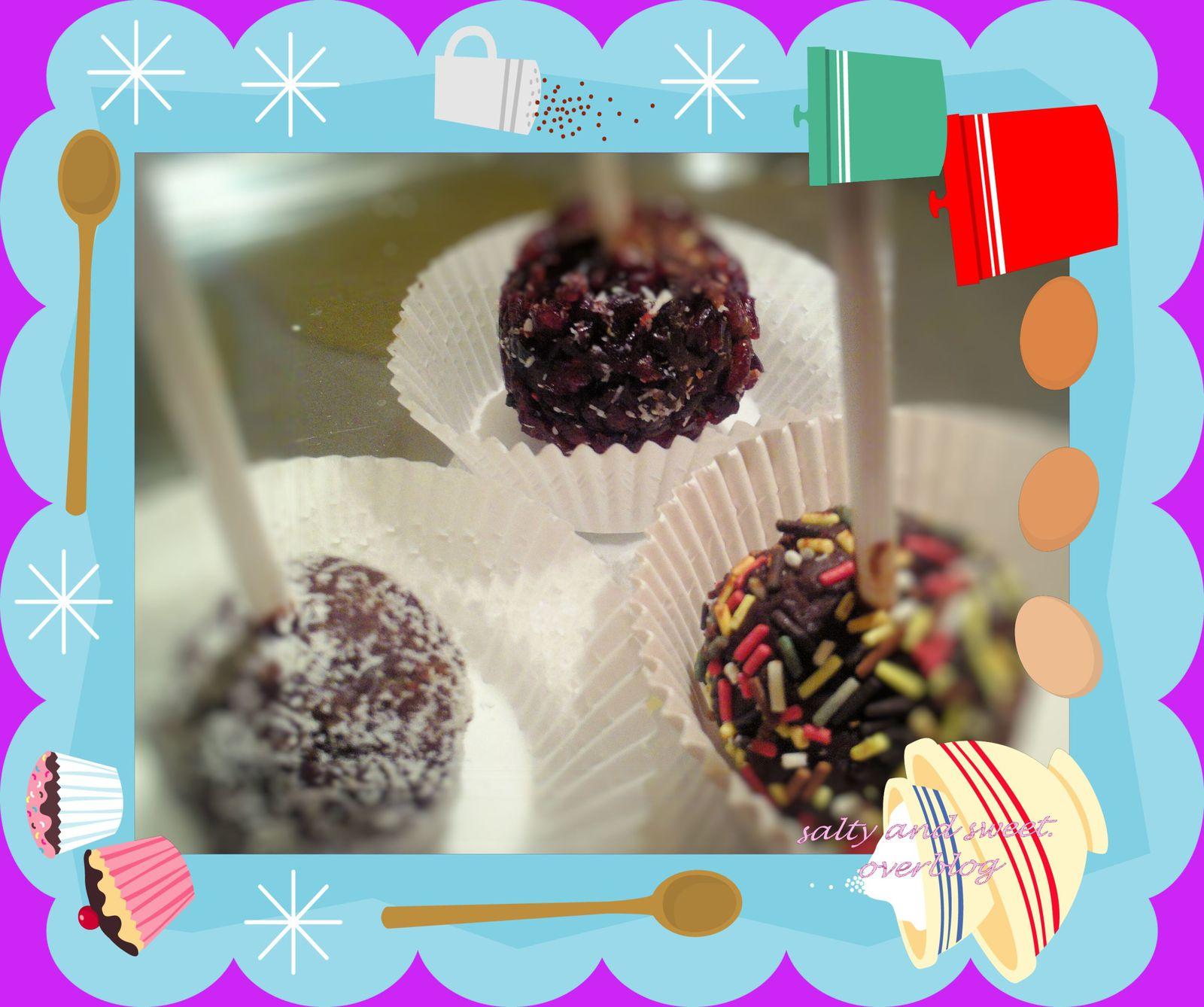 Pop cackes made in USA poum poum pi... Cakes