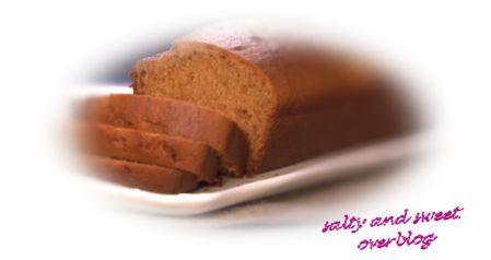 Cake au caramel beurre salé