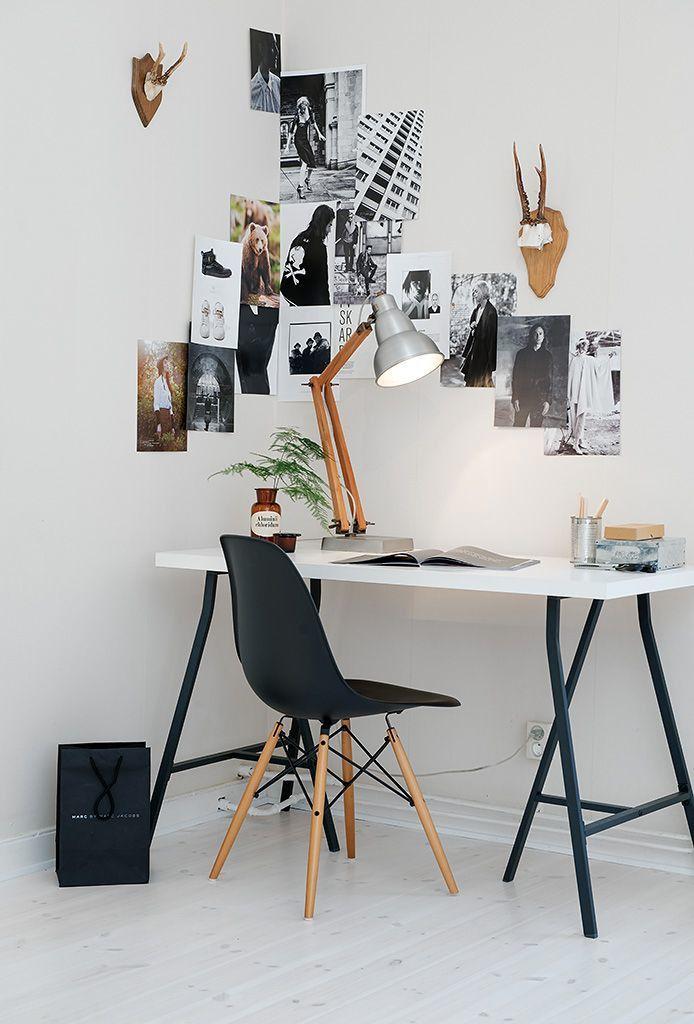 Pour la rentrée: Des bureaux à faire soi même