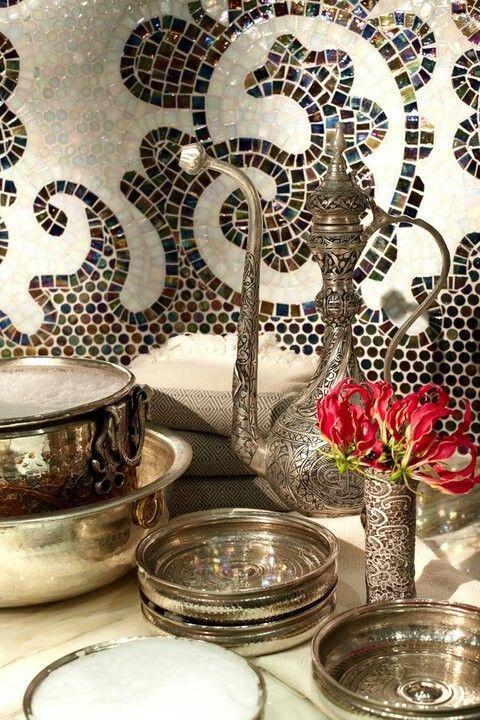 Id es de d coration sp cial ramadhan mes envies d co - Decoration orientale d interieur ...