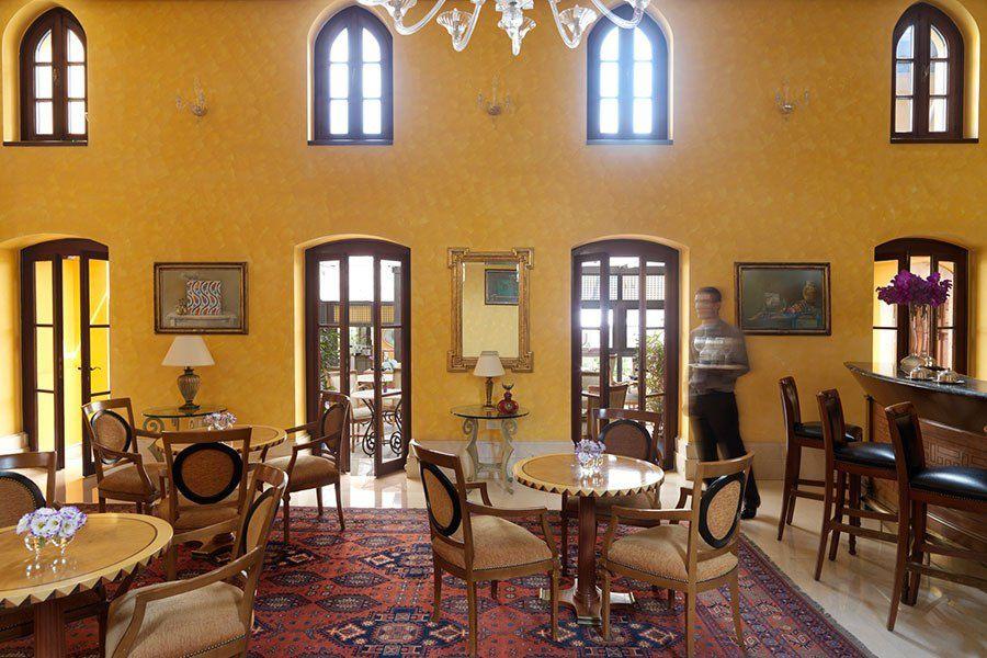 Sultanahmet, ancienne prison d'Istanbul transformée en hôtel de luxe