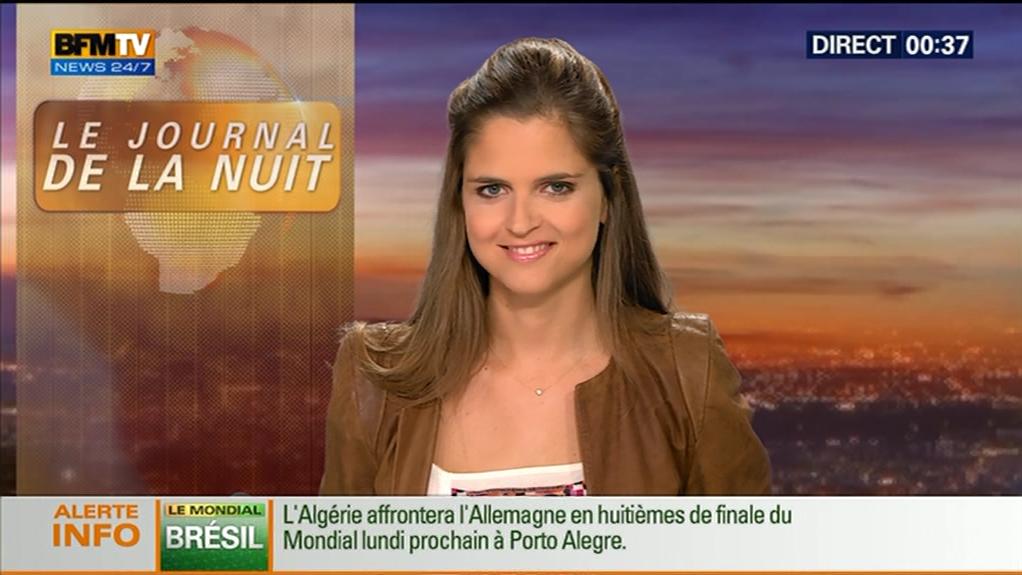 Margaux De Frouville - 26 Juin 2014