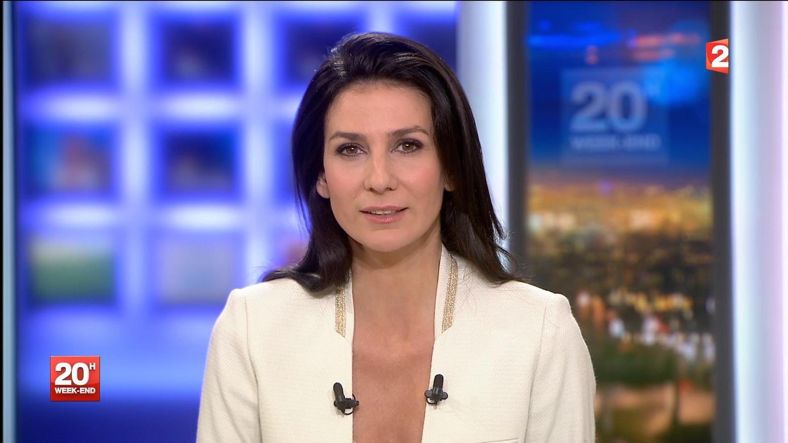 Marie Drucker - 28 Juin 2014