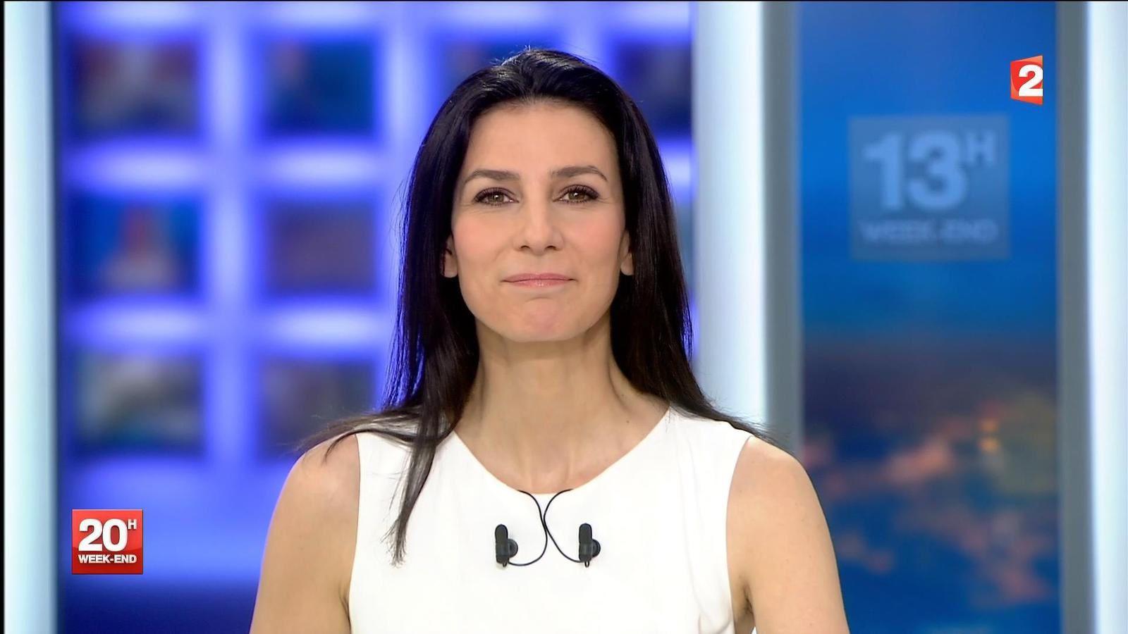 Marie Drucker - 29 Juin 2014