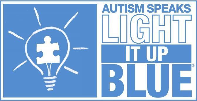 LE 02 AVRIL 2014, éclairons nos bâtiments en bleu