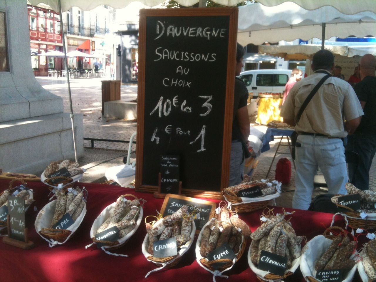 Addicted to Saucisson: a very french addiction