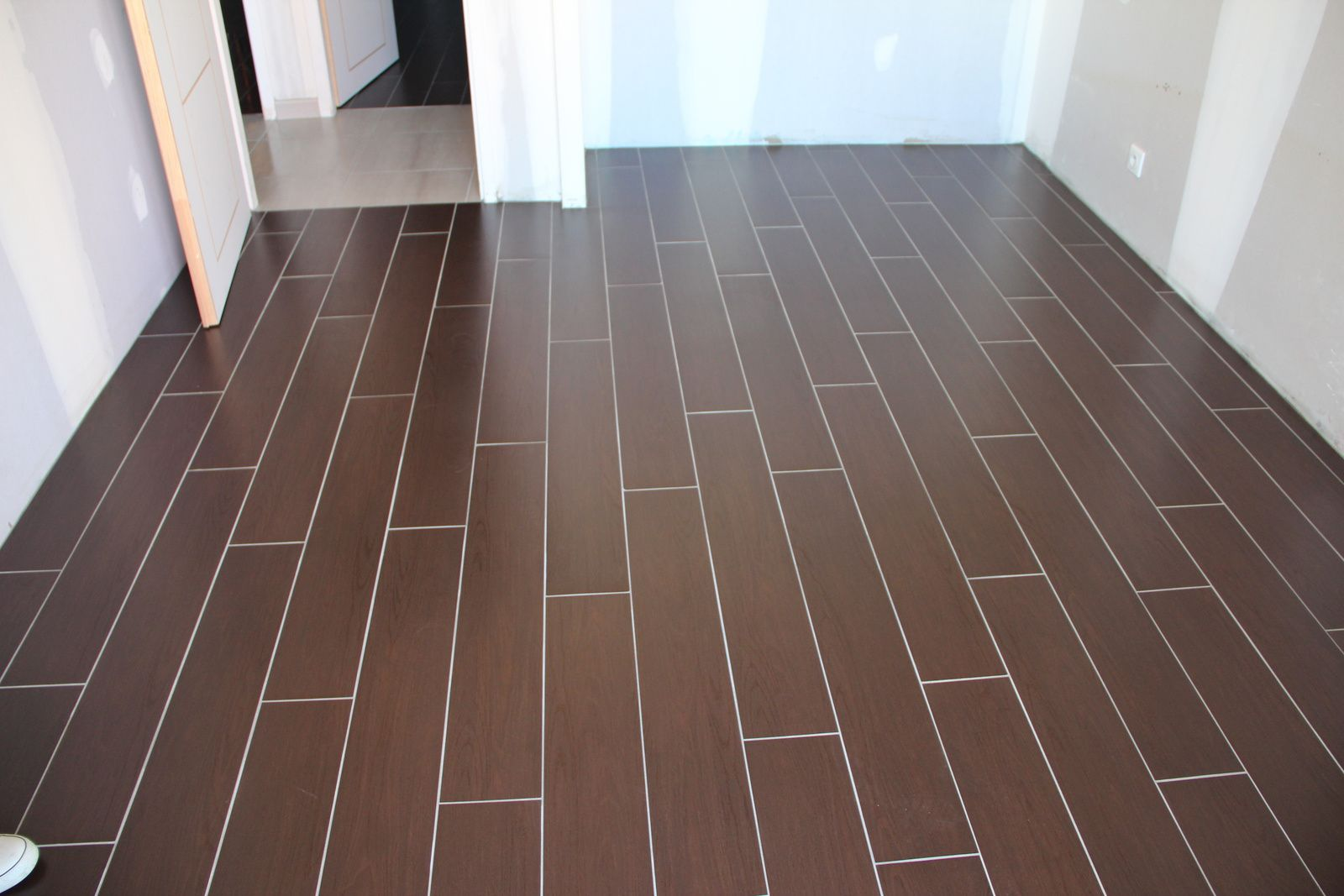 Carrelage 2 2 for Remplacer parquet par carrelage