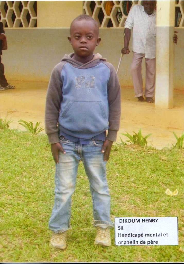 Henry 6 ans passe en CP
