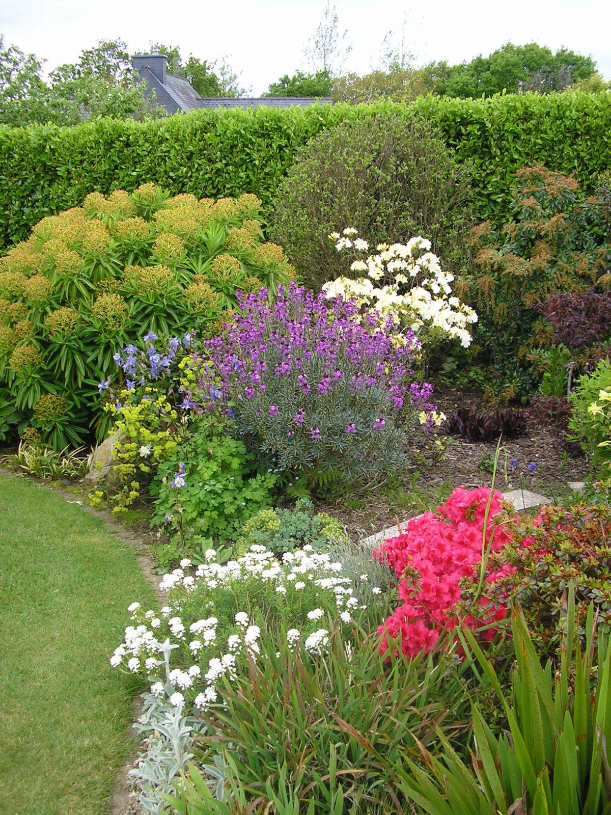 Le 1er Mai: foire aux plantes au jardin botanique du Stang Alar