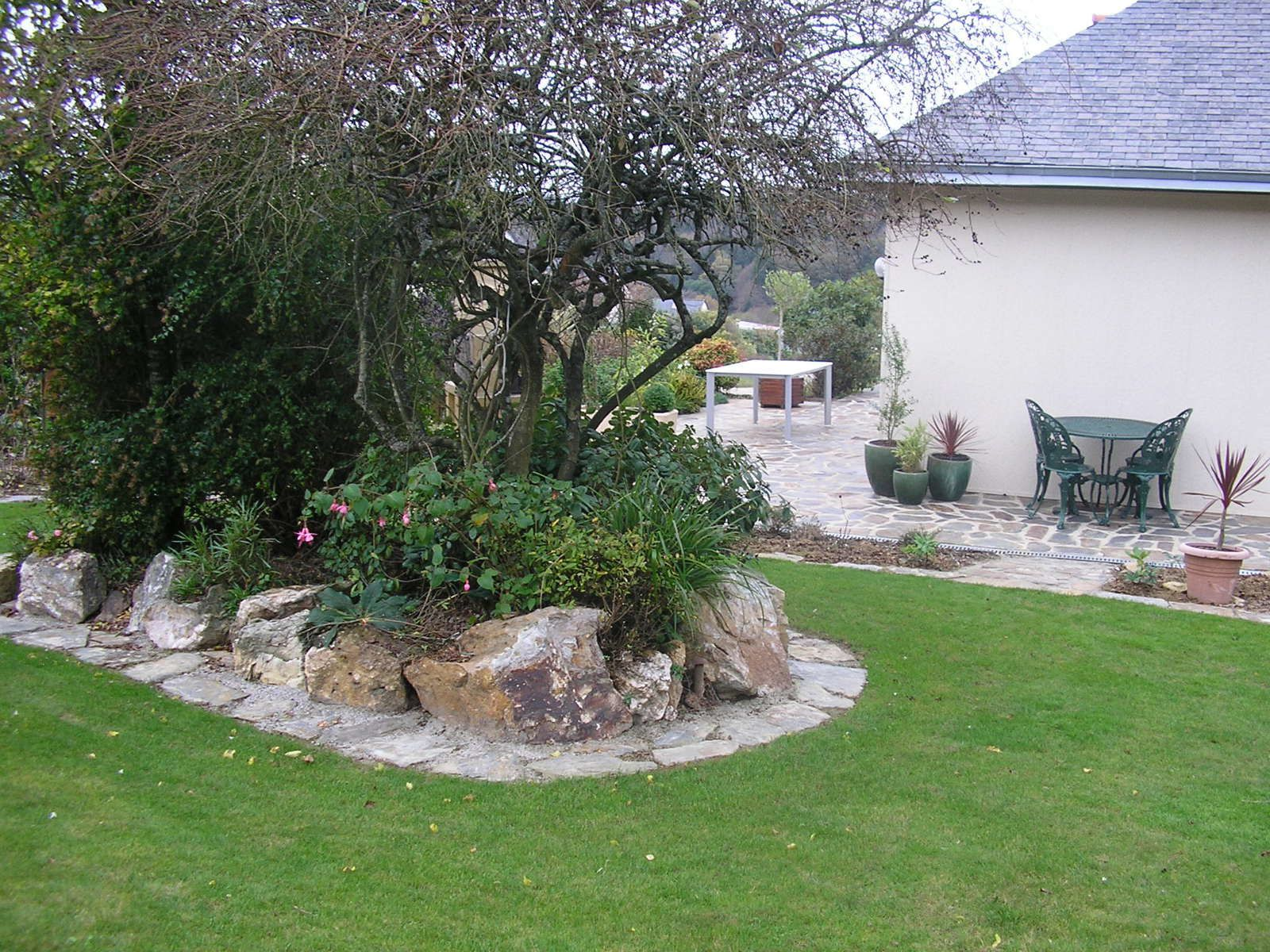 le jardin de mes parents en novembre coeur de marie. Black Bedroom Furniture Sets. Home Design Ideas