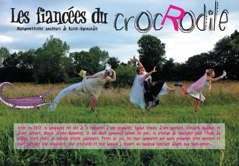 Les fiancées du CroCrodile
