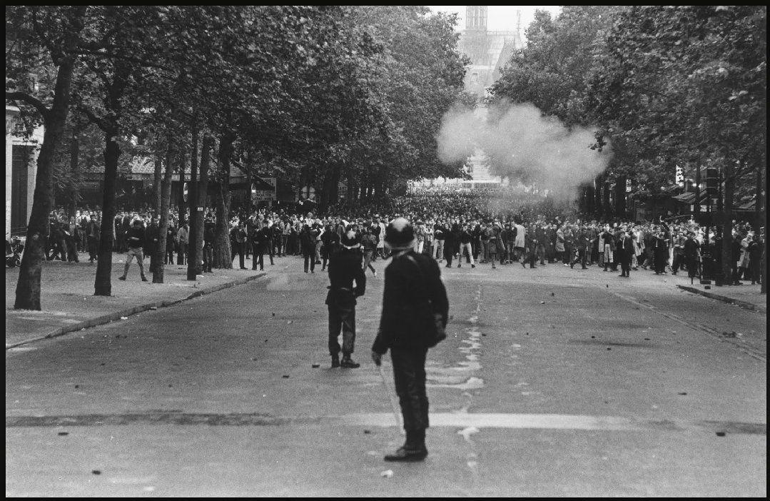 LES GRÈVES EN FRANCE DE MAI-JUIN 1968 - BRUNO ASTARIAN