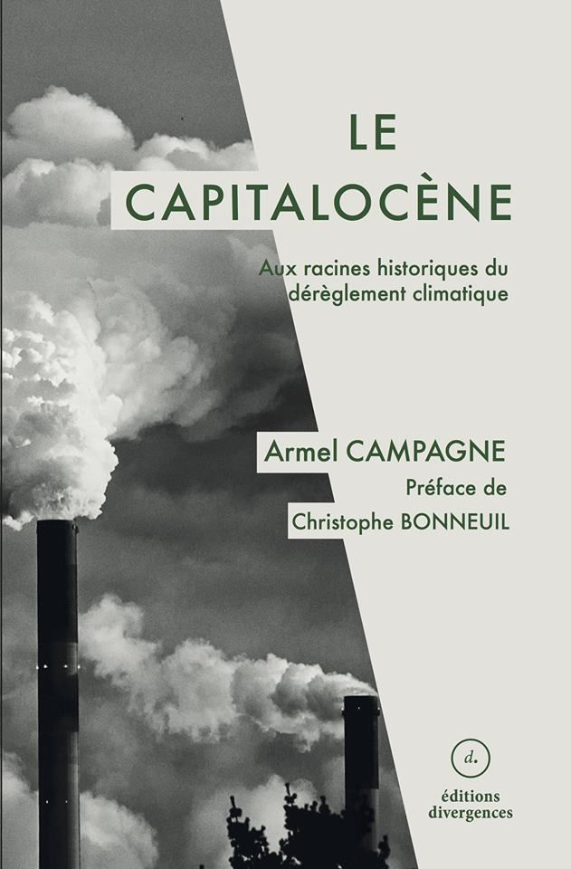 Le Capitalocène [Parution]