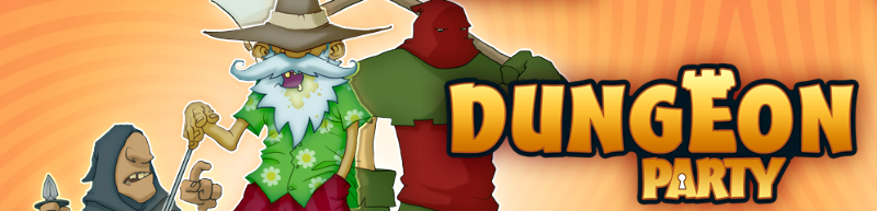 Dungeon Party disponible gratuitement sur Steam