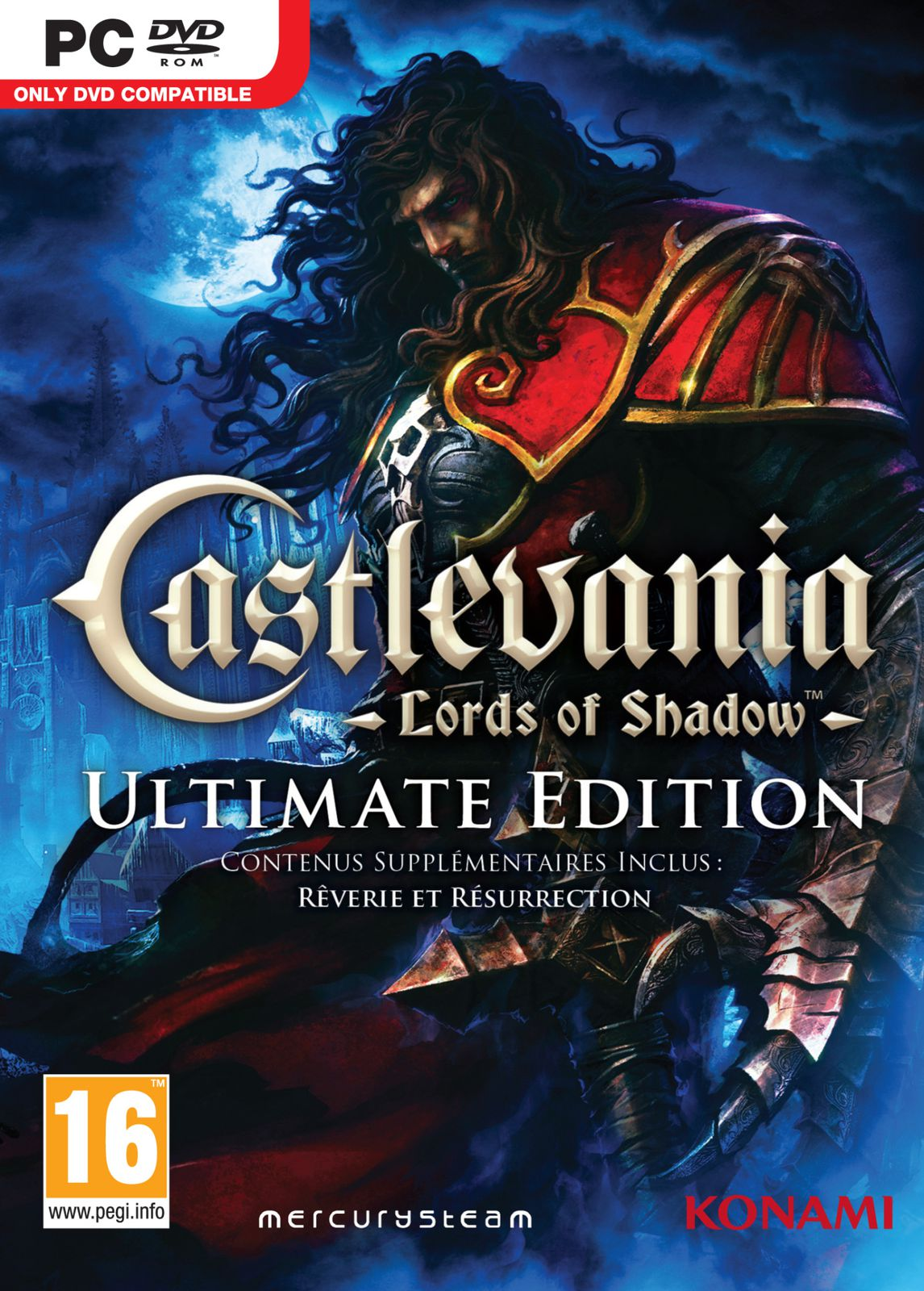 Castlevania: Lords of Shadow: L'Edition Ultime arrive sur PC
