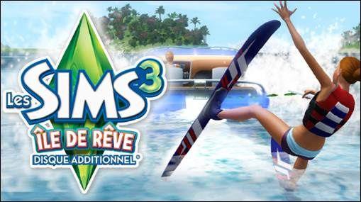 Les Sims 3 : Île de Rêve - Le Trailer de lancement