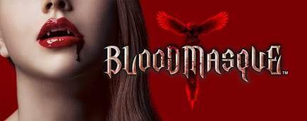 Bloodmasque disponible sur l'App-Store