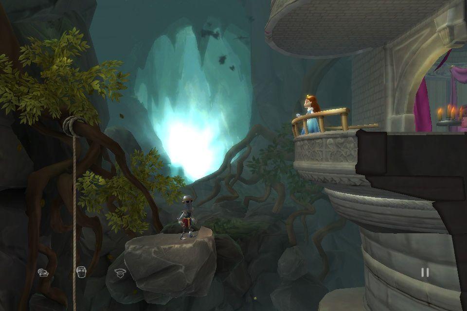 Une date de sortie et un prix pour The Cave sur iOS