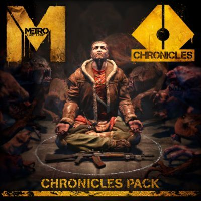 Metro: Last Light - Le &quot&#x3B;Pack Chroniques&quot&#x3B; disponible