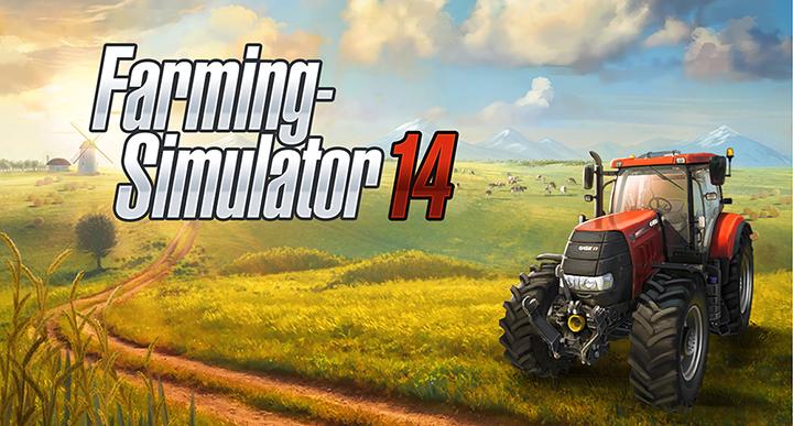 Farming Simulator 2014 disponible sur Smartphones et tablettes