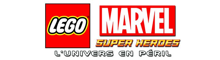 LEGO Marvel Super Heroes : L'Univers en Péril disponible sur Nintendo DS